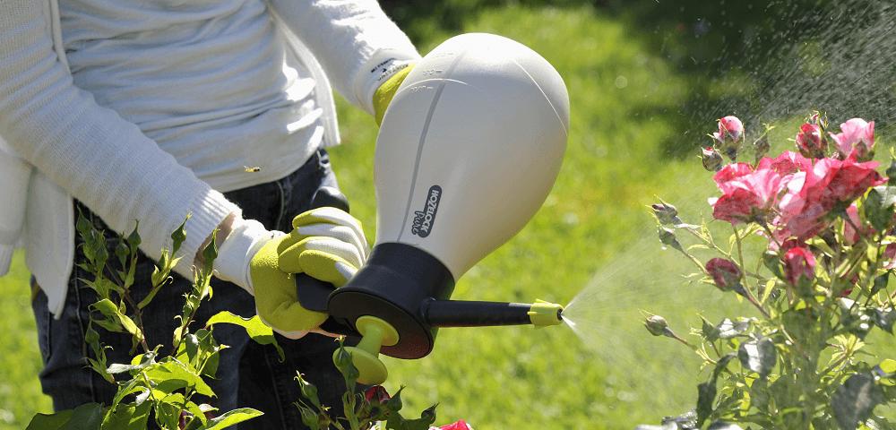 Como cuidar el jardin de forma natural
